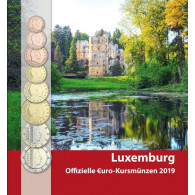 Luxemburg Euro Kursmünzen Cent Euro bestellen 2019