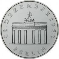 DDR 20 Mark 1990 Brandenburger Tor