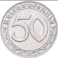 Drittes-Reich-50-Reichspfenning-1938-1939-Jäger-365-I