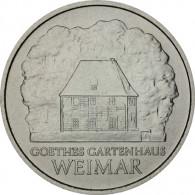 J.1585  DDR 5 Mark 1982  Goethes Gartenhaus in Weimar SONDERPREIS