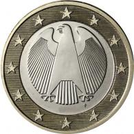 Deutschland 1 Euro- 2019 Kursmünze Gedenkmünzen Zubehör Münzen kaufen