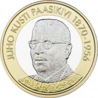 Finnland 5 Euro - Präsidenten Serie - 7. Ausgabe Paasikivi