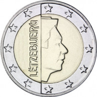 Luxemburg 2 Euro 2008 bfr. Großherzog Henry I.