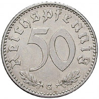 J.368 - 50 Pfennig 1935