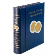 Münzalbum für 2 Euro Gedenkmünzen 343381 Zubehör Leuchtturm Band 1