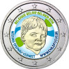 2 Euro Sondermünze Child Focus Farbe