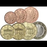 Deutschland-1-Cent-1-Euro-D