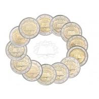 Römische Verträge 2 Euro Sondermünze