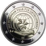 2 euro münzen Jahr der Entwicklung