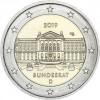 2 Euro Münze 2019  Bundesrat – Serie Bundesländer
