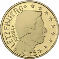 Luxemburg 50 Cent 2004 bfr. Großherzog Henri I.