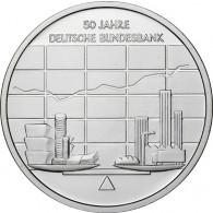 Gedenkmünze 10 Euro Bundesbank
