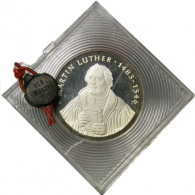Gedenkmünzen der DDR 20 Mark 1983 Martin Luther PP verplombt kaufen