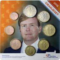 Kursmünzensatz 2016 Oranje set  Niederlande
