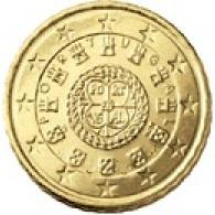 Portugal 10 Cent 2009 bfr. Siegel von Don Alfonso Henriques