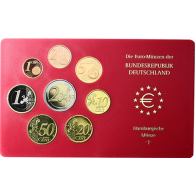 Deutschland 3,88 Euro 2003 PP Mzz. J  II