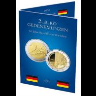 361755----Münzkarte-Deutschland-5-x-2-Euro-2020-Kniefall