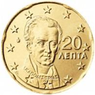Griechenland 20 Cent 2004 bfr. Ioannis Kapodistrias