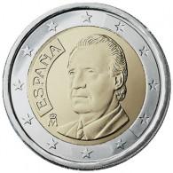 Kursmünzen aus Spanien 2 Euro 2004 König Juan Carlos Gedenkmünzen Sondermünzen Münzkatalog bestellen