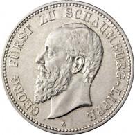 Jäger 164 Kaiserreich Schaumburg Lippe 2 Mark Georg 1904