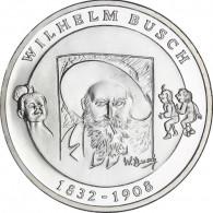 Deutschland 10 Euro 2007 stgl. - Wilhelm Busch bestellen