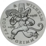 J.1607 - DDR 20 Mark 1986 - Gebrüder Grimm Sonderpreis