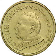 Kursmünzen Vatikan 50 Cent 2004 Stgl. Papst Johannes Paul II