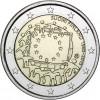 2 Euro Münzen Europa Flagge Finnland