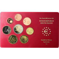 Deutschland 3,88 Euro 2003 PP Mzz. G  I