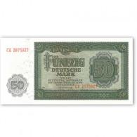 DDR Banknote 50 Mark 1948 kassenfrisch