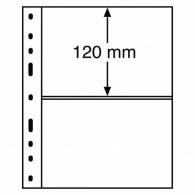 309942 -  Optima 2 C Hüllen für Banknoten 2er Einteilung