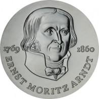 DDR 20 Mark Münze von 1985 Ernst Moritz Arndt Historia Hamburg