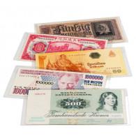 Zubehör für Banknoten 341222 -  Schutzhülle Basic 210