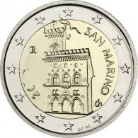 San Marino 2 Euro 2012  bfr. Regierungspalast