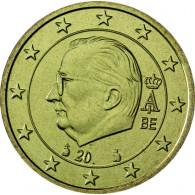 Belgien 50 Cent 2011 Koenig Albert II
