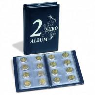 Leuchtturm Zubehoer für 2 Euro Sondermuenzen  350454 Taschenalbum ROUTE