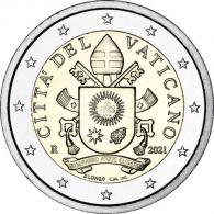 Vatikan-2-Euro-2021-Stgl