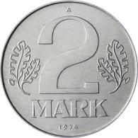 J.1516 DDR 2 Mark 1974 A