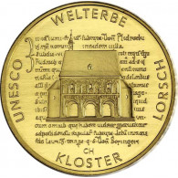 Deutschland 100 Euro 2014 stgl. Welterbe Kloster Lorsch Mzz. J