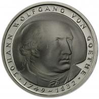 Deutschland 5 DM 1982 Stgl. Johann Wolfgang von Goethe