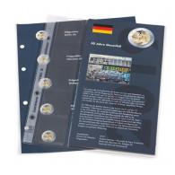 Zubehör 2 Euro Münzen Leuchtturm Mauerfall 2019 361091 Nachträge