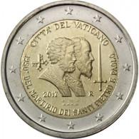 2 Euro Sondermünzena aus dem Vatikan 2017