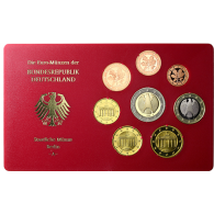 Deutschland 3,88 Euro 2003 PP Mzz. A I