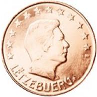 Luxemburg 5 Cent 2008 bfr.