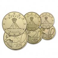 Monaco 10,20 und 50 Cent 2013