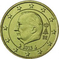 Belgien Kursmuenze   50 Cent 2013  Albert II