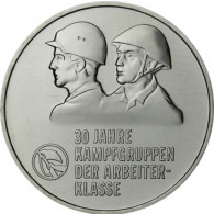 J.1593 - DDR 10 Mark 1983 - Kampfgruppen Sonderpreis