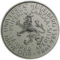 Deutschland 5 DM 1986 Stgl. 600 Jahre Universität in Heidelberg
