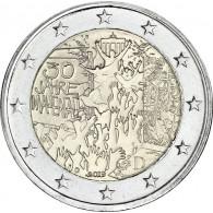 2 Euro Sondermünze Berliner Mauerfall 2019 Mzz D
