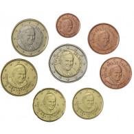 Vatikan 3,88 Euro Benedikt XVI. gemischte Jahrgänge